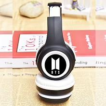Star BTS wireless bluetooth headset headphone