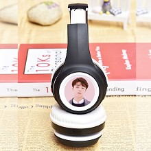 Star Chen Linong wireless bluetooth headset headphone