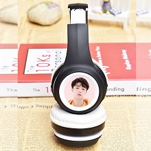 Star Chen Linong wireless bluetooth headset headph...
