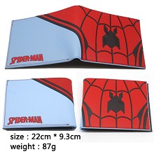 Spider Man silicone wallet