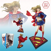 Lady Super Man figure