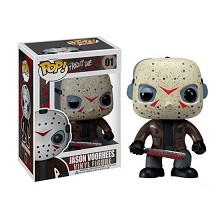 Funko pop 01 Friday the 13th Jason voorhees figure