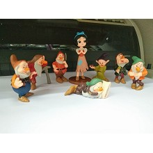 Snow White and the Seven Dwarfs figures set(7pcs a set)