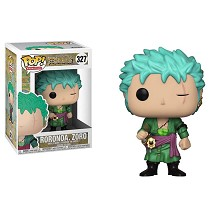 FUNKO POP 327 One Piece Zoro anime figure