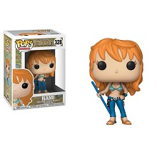FUNKO POP 328 One Piece Nami anime figure