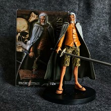 One Piece DXF Vol.6 Silvers Rayleigh anime figure