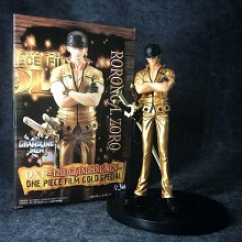 One Piece DXF GOLD Zoro anime figure