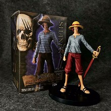 One Piece DXF Shanks anime figure