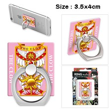 Card Captor Sakura anime ring phone support frame rack shelf