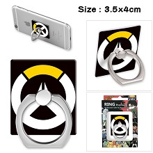 Overwatch ring phone support frame rack shelf