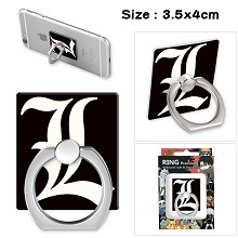 Death Note anime ring phone support frame rack shelf