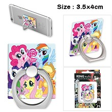 My Little Pony ring phone support frame rack shelf
