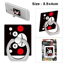 Kumamon ring phone support frame rack shelf