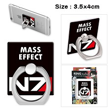 Mass Effect ring phone support frame rack shelf