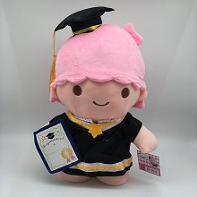 14inches Litte twin stars anime plush doll