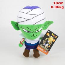 8inches Dragon Ball Piccolo anime plush dolls set(10pcs a set)