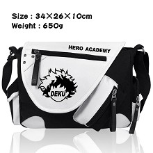 My Hero Academia anime satchel shoulder bag
