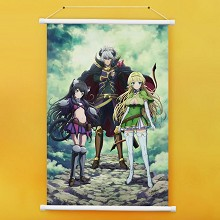 The other anime wall scroll