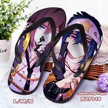 AOTU flip-flops shoes slippers a pair