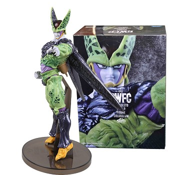 Dragon Ball Cell anime figure