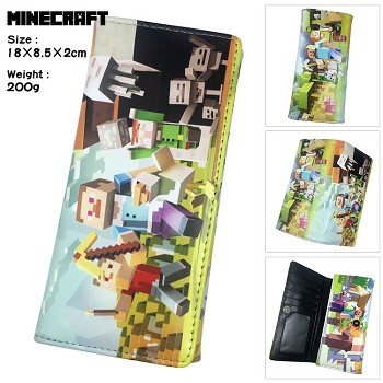Minecraft long wallet