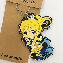Lovelive anime two-sided key chain