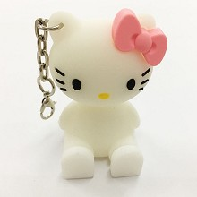 HELLO KITTY key chain Mobile phone bracket