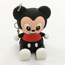Mickey Mouse key chain Mobile phone bracket