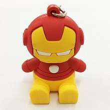 Iron Man key chain Mobile phone bracket