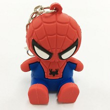 Spider Man key chain Mobile phone bracket
