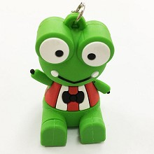Travel Frog key chain Mobile phone bracket