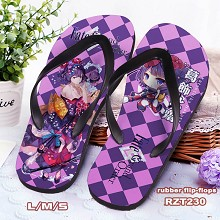 Fate grand order anime flip-flops shoes slippers a...