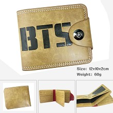 Star BTS wallet