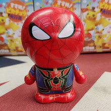 Doraemon cos Spider man anime figure