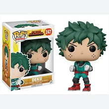 POP 247 My Hero Academia Midoriya Izuku anime figure