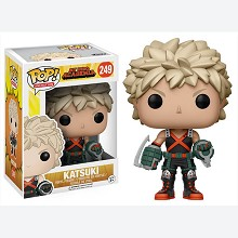 POP 249 My Hero Academia bakugou katsuki anime figure