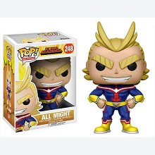 POP 248 My Hero Academia All Might anime figure