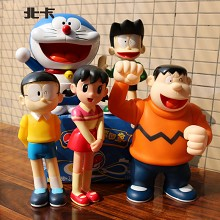 Doraemon anime figures set(5pcs a set)