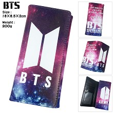 BTS long wallet