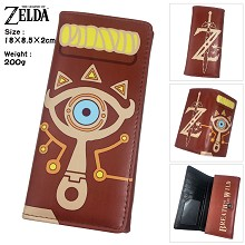 The Legend of Zelda long wallet