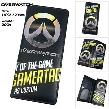 Overwatch long wallet