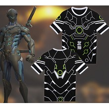 Overwatch Genji cotton t-shirt