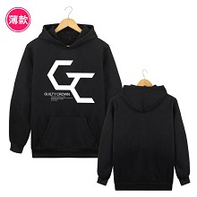 Guilty Crown anime thin hoodie