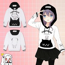 Collection anime cotton thick hoodie