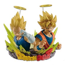 Dragon Ball Gogeta anime figure