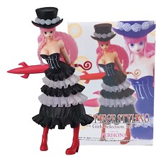 One Piece BABY5 Perona anime figure