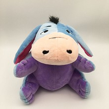 10inches Eeyore plush doll