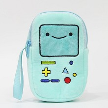 Adventure Time anime plush wallet coin purse 200*1...