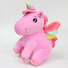 8inches Unicorn plush doll