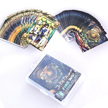 Code Geass anime pokers playing cards